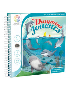 Jeu dauphins joueurs -...