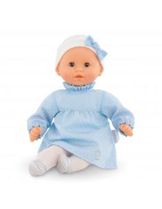 Bébé calin Marguerite hiver...
