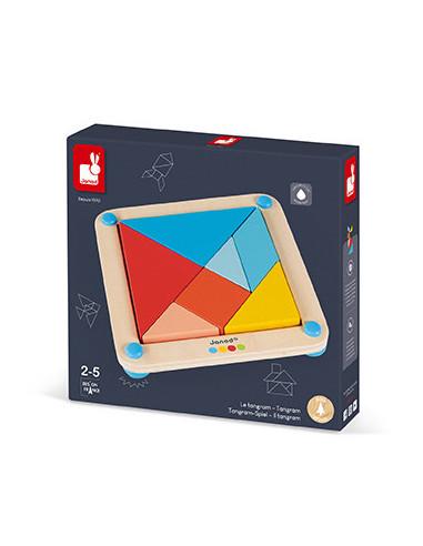 Le tangram - Collection Essentiel -...