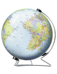 Puzzle 3D globe 540 pièces...