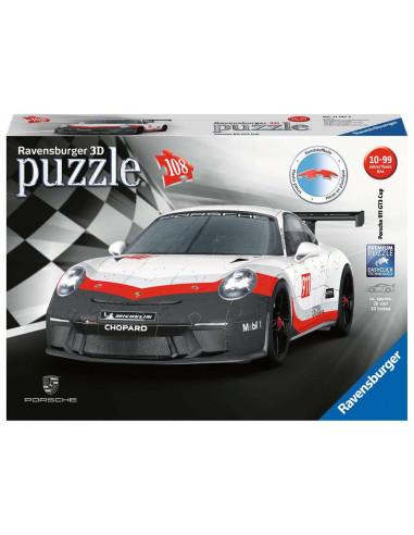 Puzzle 3D Porsche 911 GT3 Cup -...