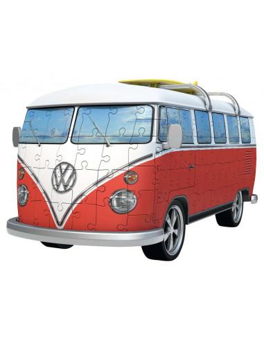 Puzzle 3D combi T1 Volkswagen -...