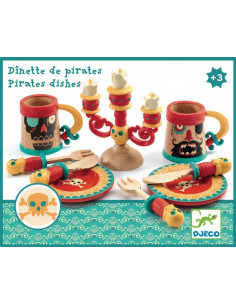 Dinette de pirates - Djeco