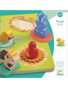 Puzzle canards et amis...
