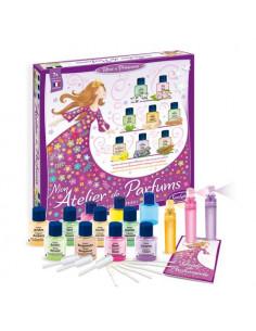 Atelier de parfum fleurs...