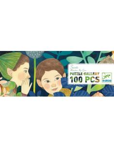 Puzzle gallery Secrets 100...