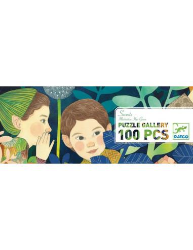 Puzzle gallery Secrets 100 pièces -...
