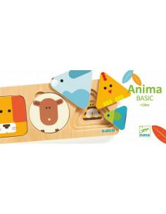 AnimaBasic - puzzle Djeco