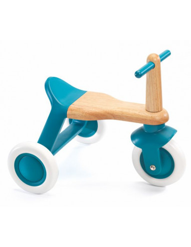 Porteur blue Roll'it - Djeco