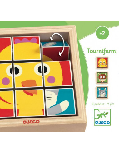 Tournifarm - Djeco