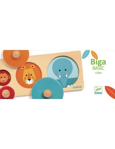 BigaBasic - puzzle Djeco