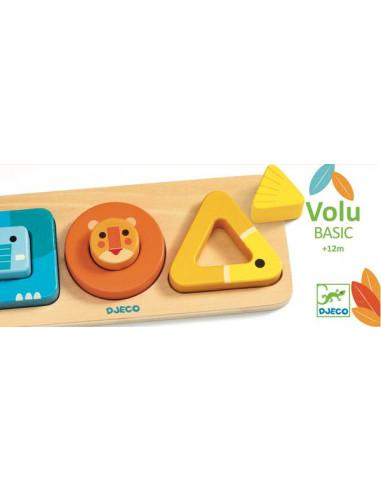 VoluBasic - puzzle Djeco