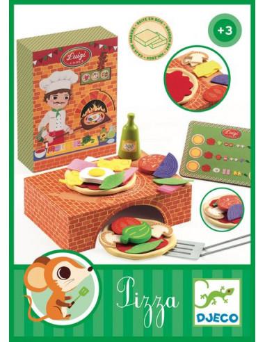 Luigi pizza dinette - Djeco