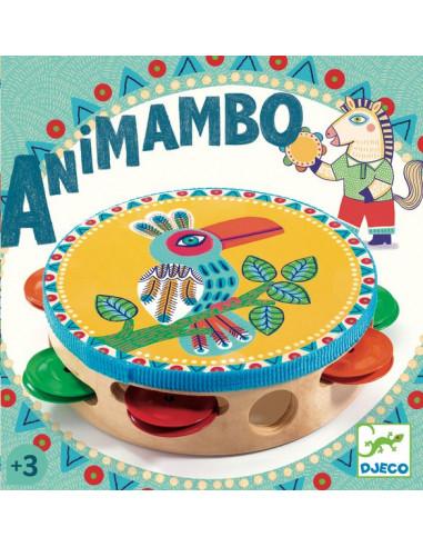 Tambourin Animambo - Djeco