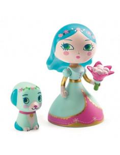 Figurine Arty Toys princesse Luna et Blue