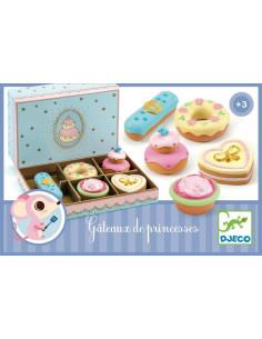 Gâteaux de princesses - Djeco