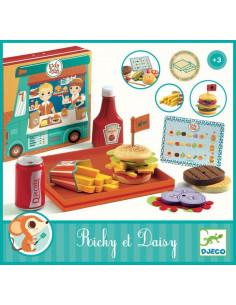 Fast food Ricky & Daisy
