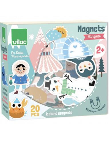 Magnets Iceland Michelle Carlslund -...