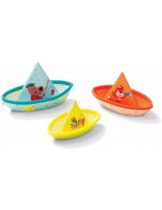Petits bateaux de bain -...