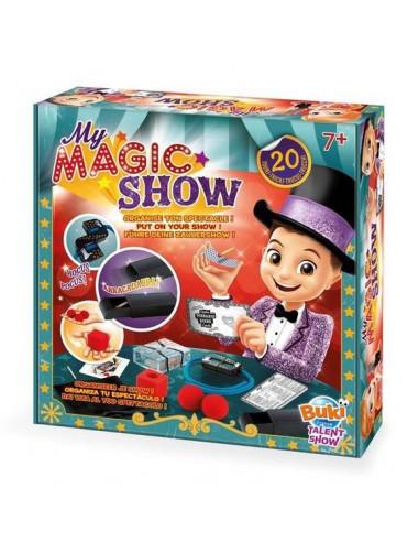 My magic show coffret de magie - Buki