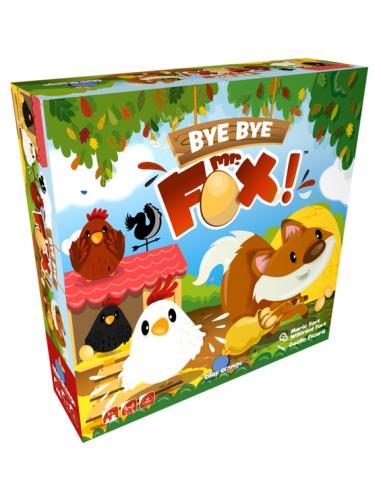 Jeu Bye bye Mr Fox
