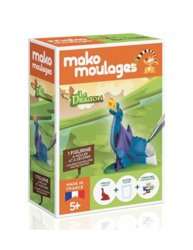 Mon dragon - Mako moulages