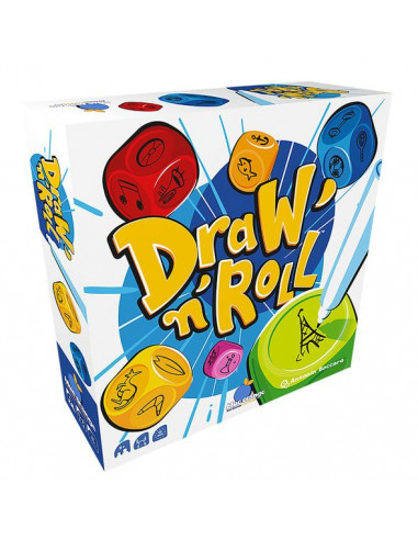 Jeu Draw'N'roll