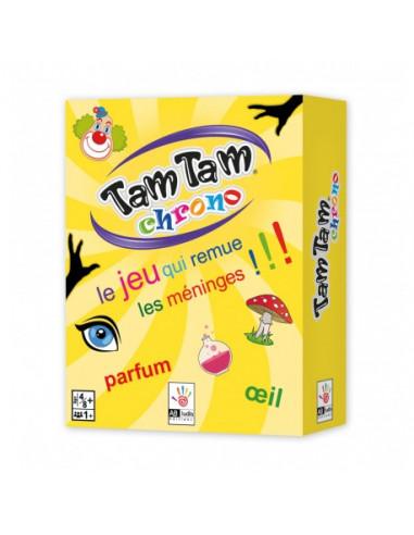 Jeu TamTam chrono - Blackrock éditions