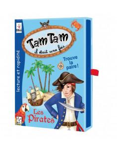 """Jeu TamTam il était une fois """"les pirates"""""""