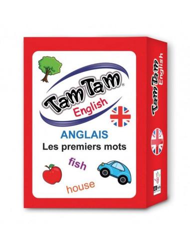 Jeu TamTam anglais - Blackrock éditions