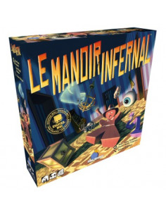 Jeu le manoir infernal