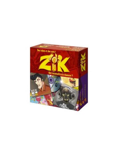 Zik jeu de sons - Blackrock éditions
