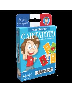 Cartatoto alphabet - jeu de...