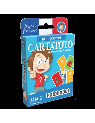 Cartatoto alphabet - jeu de carte