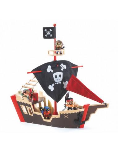 Bateau pirate - Ze pirat boat arty...
