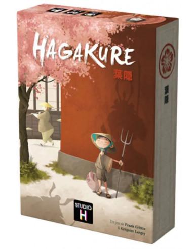 Hagakure - jeu Gigamic