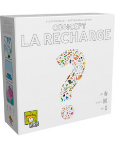 Recharge pour jeu Concept -...