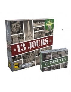 13 jours et 13 minutes
