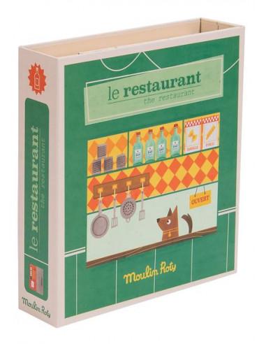 Coffret métier le restaurant - Moulin...