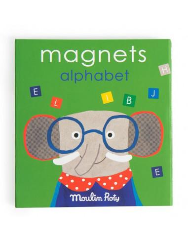 Jeu magnétique alphabet Les Popipop -...
