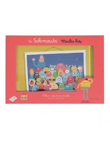 Album souvenir d'école Les Schmouks -...