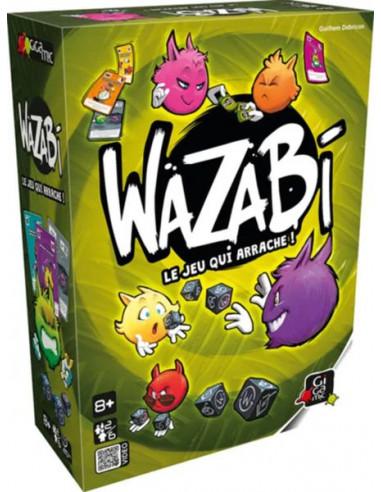 Wazabi - jeu Gigamic