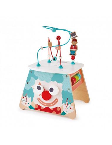 Cube d'activités lumineux cirque - Hape