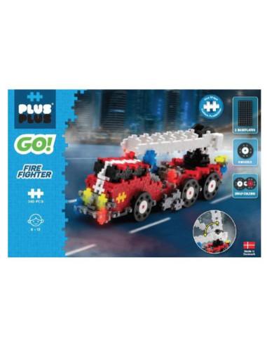 Plus Plus Go pompier 360 pièces - jeu...