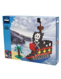 Plus Plus bateau pirate Box mini basic 1060 pièces