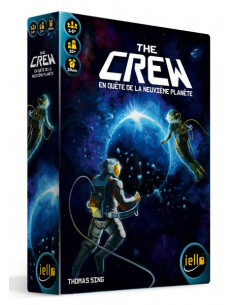 Jeu The crew - iello