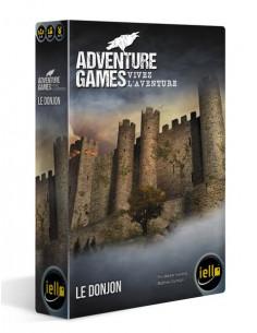Le donjon Adventure Games -...