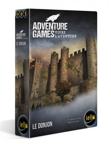 Le donjon Adventure Games - iello