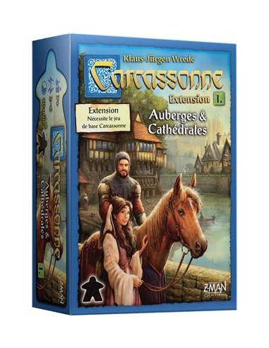 Extension Carcassonne auberges et...