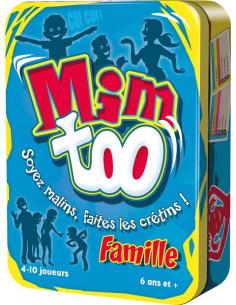 Mimtoo famille - jeu Asmodée